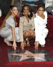 Destiny's Child au primit o stea pe Walk of Fame